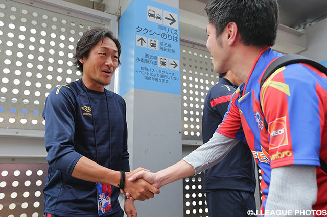 FC東京@味スタ(2016年4月16日)