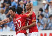 GS 第7節 磐田vs名古屋