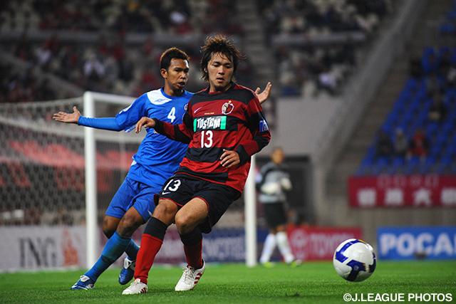 Jリーグに留まらずアジアの舞台でも多くの経験を積んだ