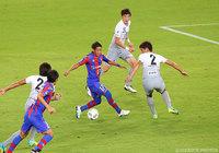 準々決勝 第1戦 FC東京vs福岡