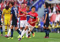 決勝 G大阪vs浦和