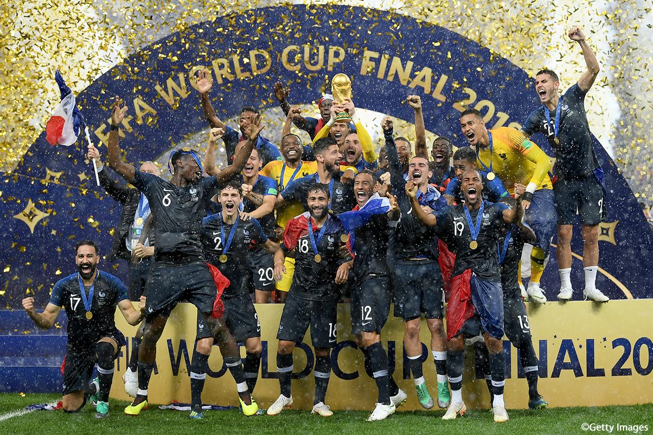 フォトギャラリー:2018 FIFA WORLD CUP RUSSIA(2018 FIFA ワールド ...