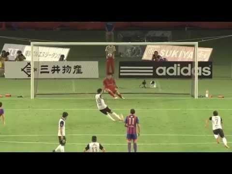 興梠 慎三(浦和)の豪快PK! J1第21節 F東京vs浦和