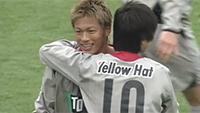 柳沢敦(2006Jリーグディビジョン1)