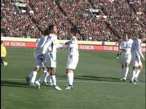 XEROX SUPER CUP 2007 動画