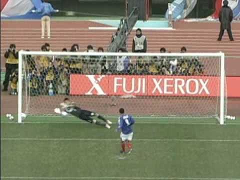 XEROX SUPER CUP 2004 動画
