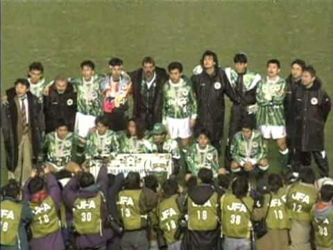 XEROX SUPER CUP 1994 動画