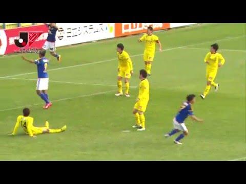柏vs仙台【YNC GS 第2節】