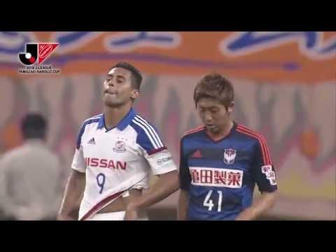 新潟vs横浜FM【GS 第6節】