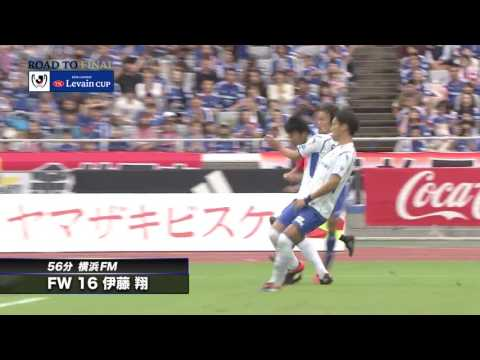 横浜FMvsG大阪【準決勝 第2戦】