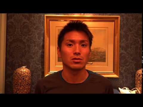 遠藤 康(鹿島)欧州王者との決勝へ向けての意気込みコメント