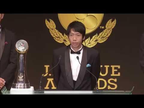 最優秀選手賞を受賞した川崎フロンターレ 中村 憲剛の受賞スピーチです!