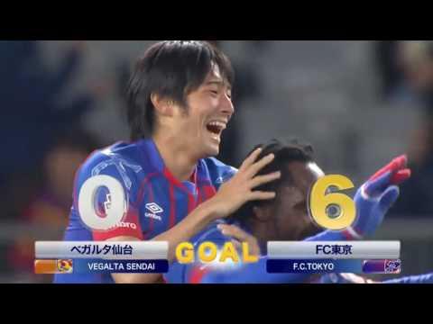 ルヴァンカップ GS 第1節 FC東京vs仙台