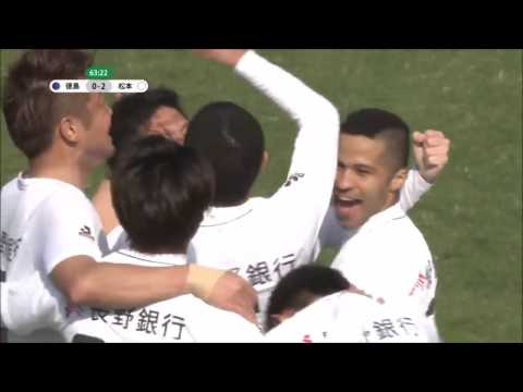 徳島 vs 松本