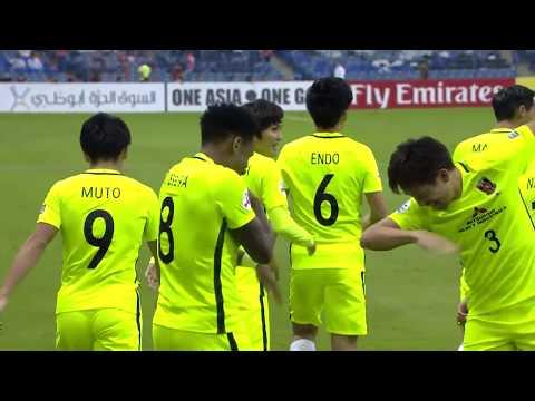 決勝 第1戦のハイライト動画を公開【ACL】