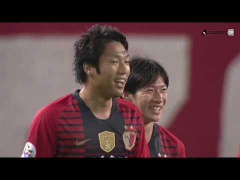 鹿島、広島のハイライト動画を公開!【ACL】