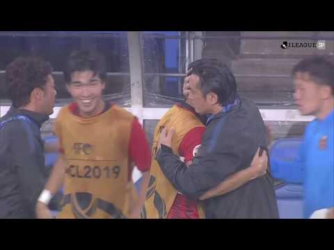 ハイライト:蔚山vs浦和【ラウンド16 第2戦】