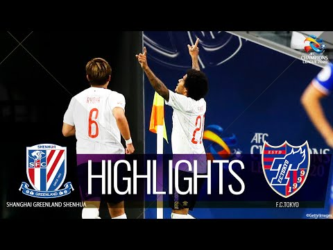 ハイライト:上海申花vsFC東京【ACL GS MD4】