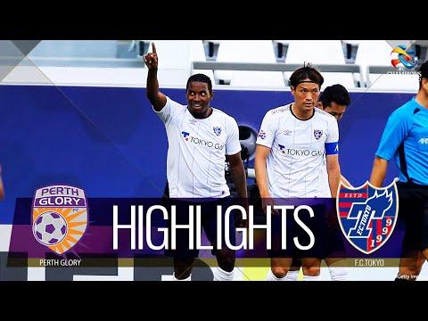 ハイライト:パースグローリーvsFC東京【GS MD6】