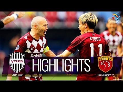 ハイライト:神戸vs上海上港【ラウンド16】