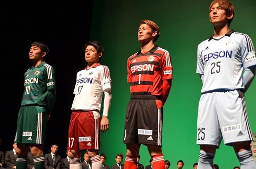 [ [ 松本:2015松本山雅FC新体制発表会 ] ]   J's GOAL   フォトニュース